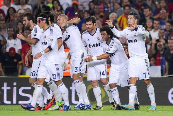 (Con información de EFE) El paso del Real Madrid por el Camp Nou culminó...
