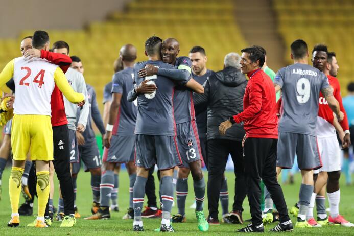 Mónaco 1-2 Besiktas: dura derrota del equipo del Principado en su casa a...