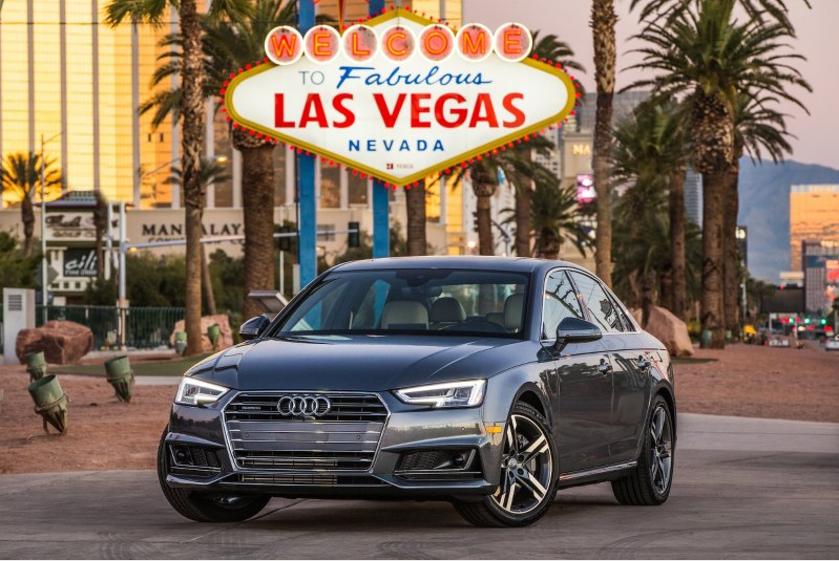 Autos y semáforos se comunican por primera vez en Las Vegas Screen Shot...