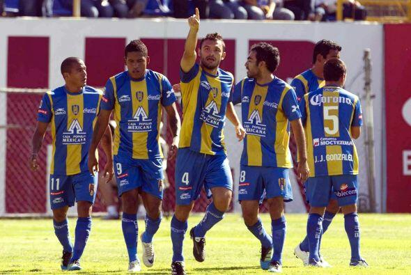 El Monterrey no tuvo la misma suerte que Pumas, pues tras conseguir el c...