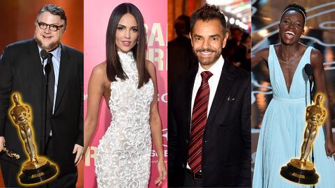 Latinos - 90th Oscar