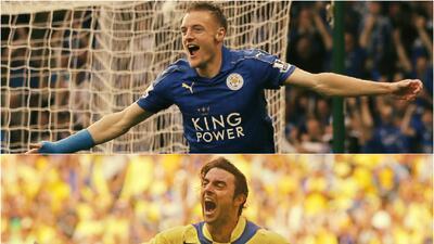 Ranieri ve un estilo similar entre Jamie Vardy y el 'Piojo' López.