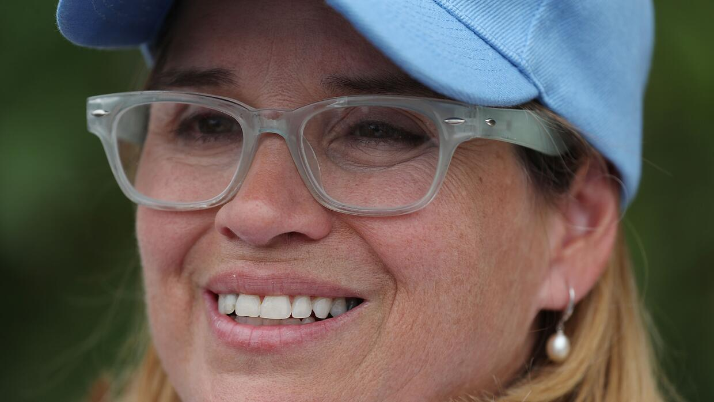 Carmen Yulín Cruz, alcaldesa de San Juán, capital de Puerto Rico.