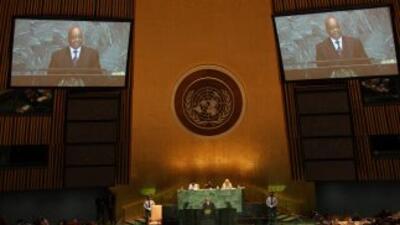 Los 10 miembros del Comité contra la Tortura de Naciones Unidas plantear...