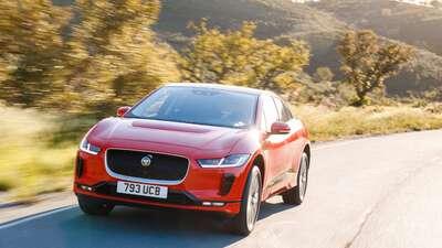 El destino nos alcanzó: probamos la I-Pace, la primera camioneta eléctrica de Jaguar