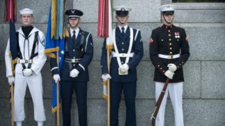 Las Fuerzas Armadas, encabezadas por el presidente como Comandante en je...