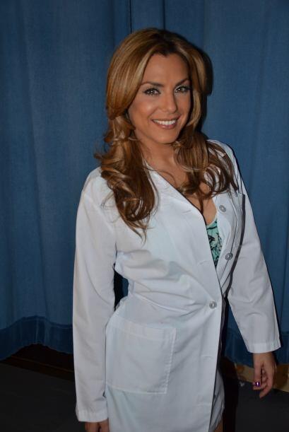 Rosina Grosso es una de las enfermeras más buscadas por todos los...