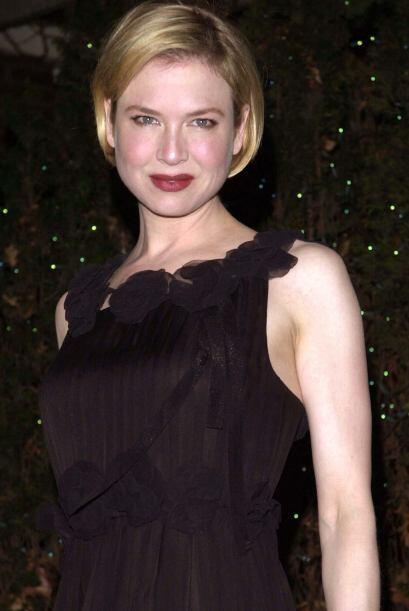 Renee Zellweger se convirtió en una estrella más adicta al botox.