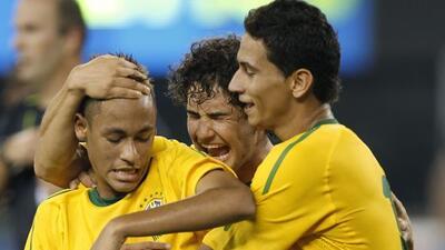 Brasil, sin Neymar, fue eliminada en Sudáfrica en los cuartos de final y...