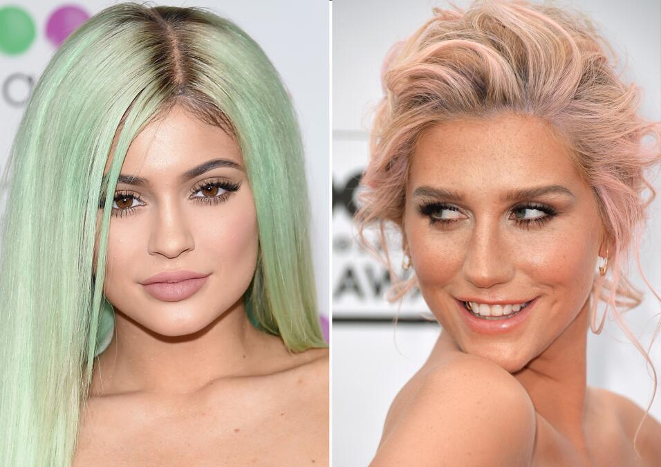 Colores de cabello 2016