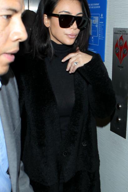 Y hablando de exageraciones, tenemos a Kim Kardashian, quien afortunadam...