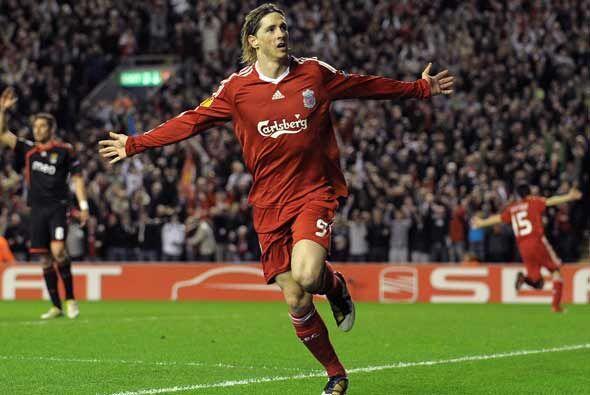 Más tarde el español Fernando Torres se encargó de acrecentar la ventaja...