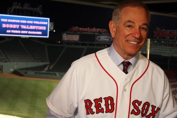 Los Red Sox tendrán nuevo manager y habrá que esperar para ver si la dec...