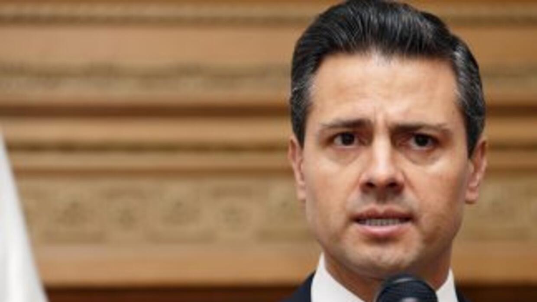 El presidente electo de México, Enrique Peña Nieto.