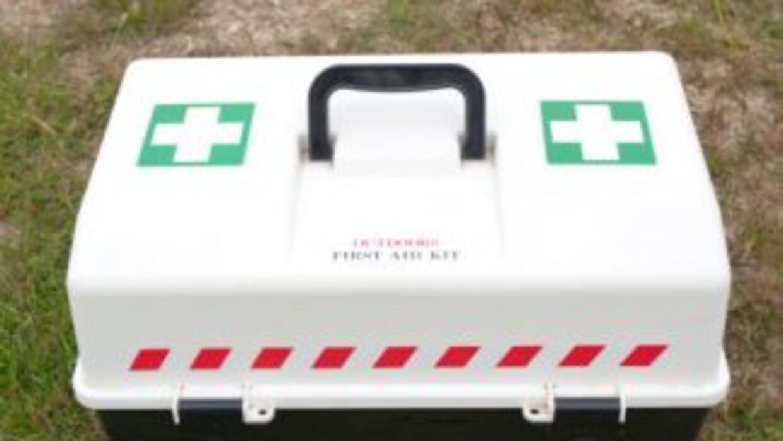 Debes tener en casa el mejor kit de emergencia.