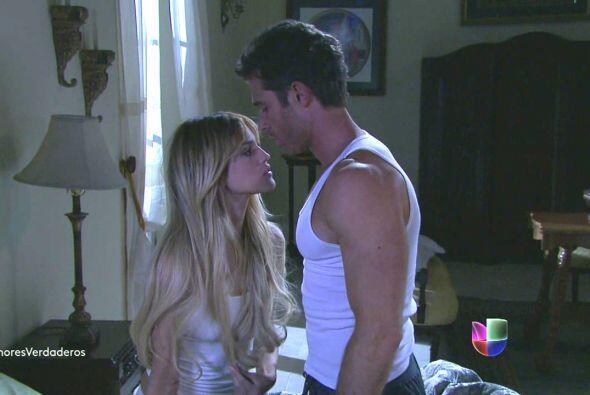 Nikki y Guzmán consumaron su amor en la noche de bodas de ella. R...