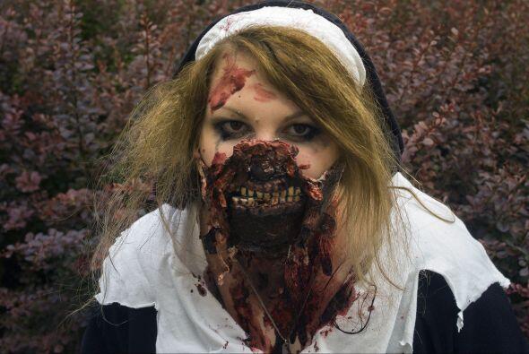 ZombiSi lo que quieres este Halloween es disfrazarte de zombi, ¡te...