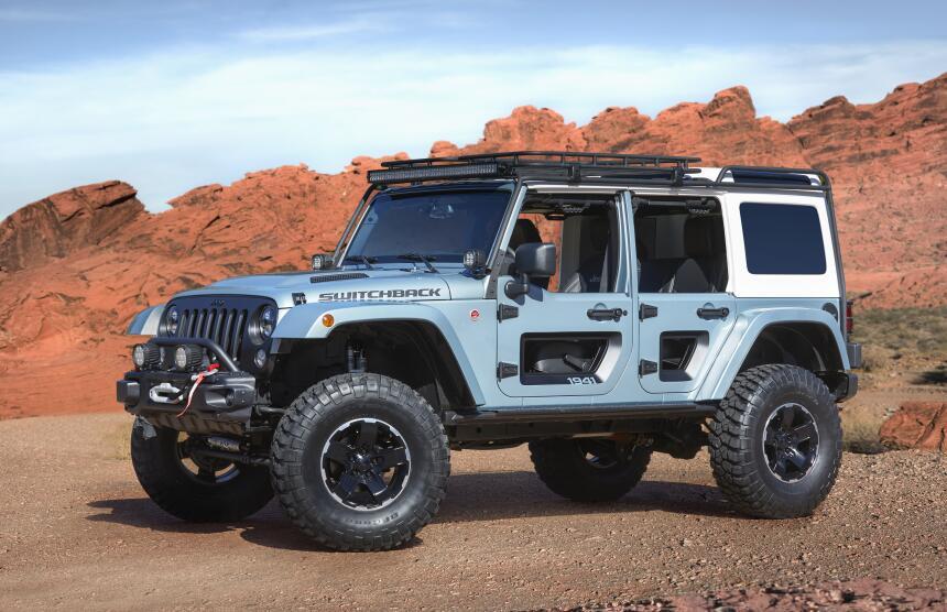 Los conceptos que llegarán el Safari de Pascua Jeep 2017  CN017_011JPpga...