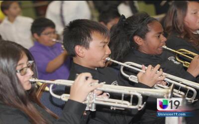 Festival de Arte destaca el talento de estudiantes del distrito escolar...