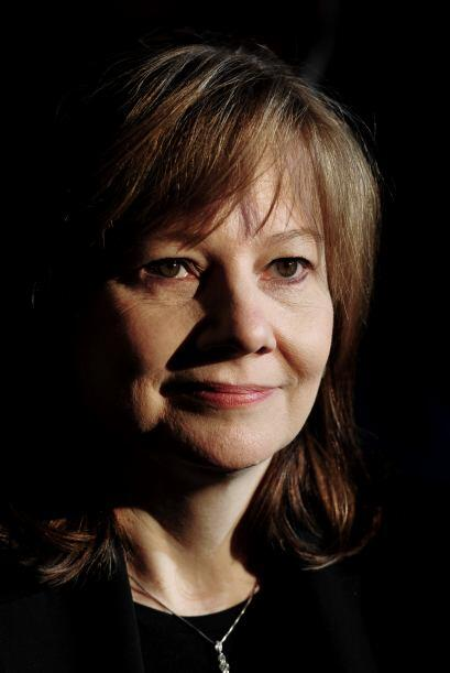 7.- MARY BARRA: Tiene 52 años. Es la CEO de General Motors en Est...