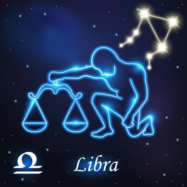 libra constelacion