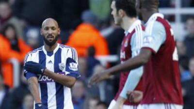 El detalle de Anelka al festejar su primer gol ante West Ham le ha valid...
