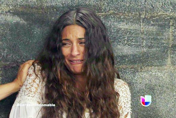 Ana Brenda ha demostrado que, si algo sabe hacer, es llorar.