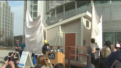 Presentan proyecto de mini casas para indigentes o desamparados en San José