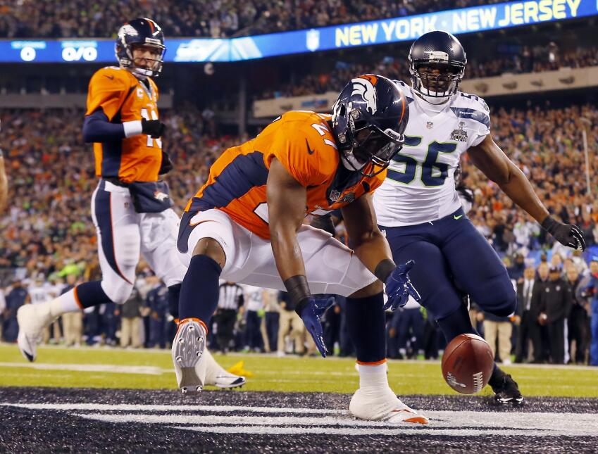 Los Super Bowls jugados por Carolina y Denver