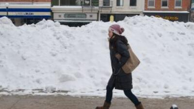La gran tormenta de nieve que ha afectado a 20 estados de EEUU y obligad...