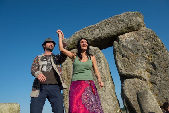 El monumento ingresó la lista de Patrimonio de la Humanidad en 1986 y pe...