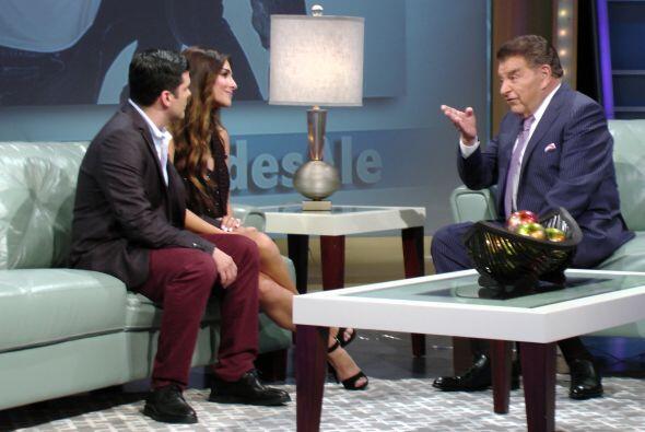 Además, Alejandra confesó que antes de que el doctor confirmara su embar...