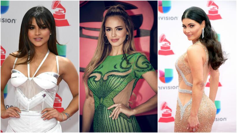 Latin GRAMMY 2017: Los mejores vestidos de nuestros artistas | Latin GRA...