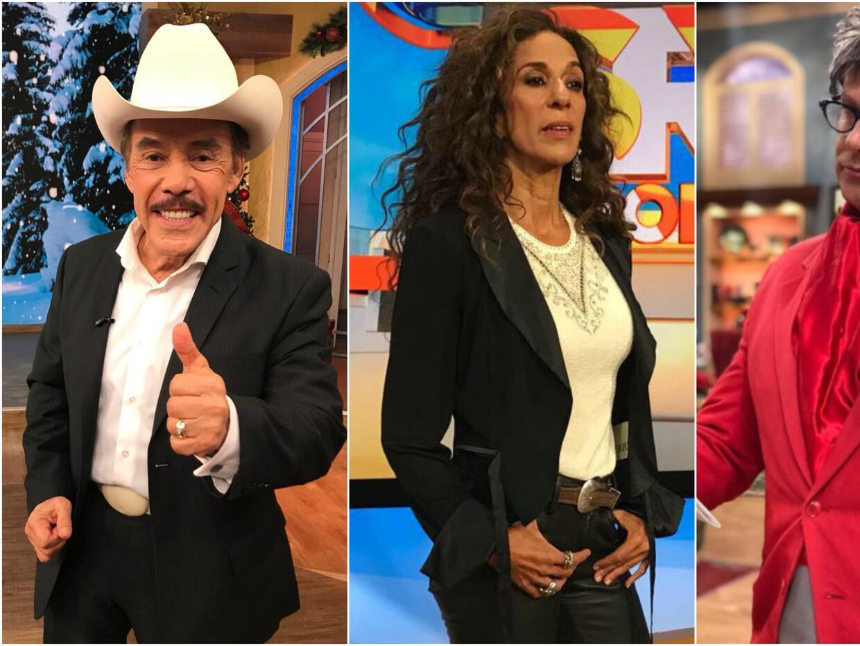 Don Pedro Rivera, Rosario y Xabi Ondo