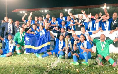 Curacao campeón Copa Caribeña
