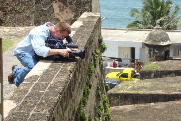 Nuestras cámaras captaron en imágenes el acontecer de la isla.
