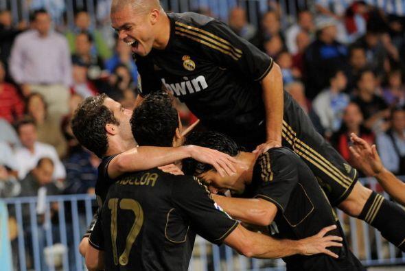 Real Madrid destrozó al Málaga, en su casa, en un partido perfecto del e...