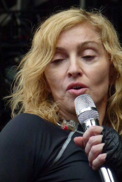 Pobre Madonna, por siempre será 'La Reina del Pop'.