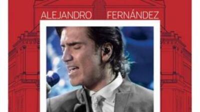 Alejandro Fernández lanza su disco Confidencias Reales, grabado en el Te...