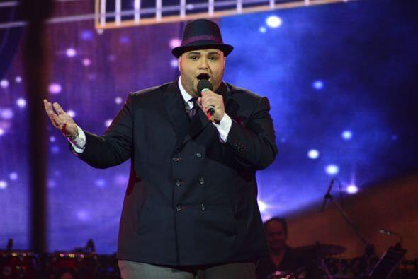 """Ricardo Rivera interpretó una gran versión de """"Ya lo..."""