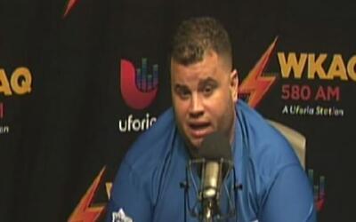 """Jay Fonseca: """"A mí tampoco me gusta la Junta, la odio"""""""