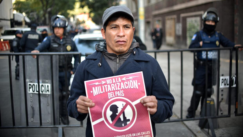 La cudadanía mexicana se ha manifestado en las calles y en redes sociale...