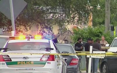 Un muerto y dos heridos graves en un tiroteo al noreste de Miami-Dade