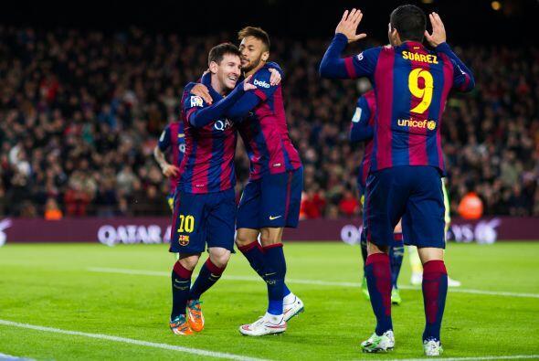 Si el 'Conejo' levanta su nivel, el Barcelona podrá pelearle al t...