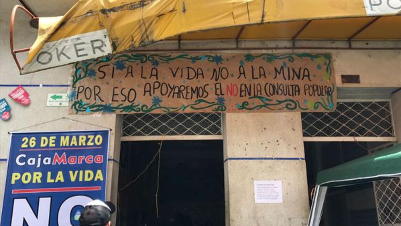Cajamarca, el pueblo colombiano que le dijo no a la minería cajamarca.jpg