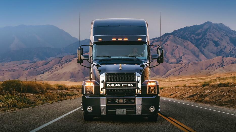 Mack Anthem el transporte de carga tan lujoso y confortable como nunca a...