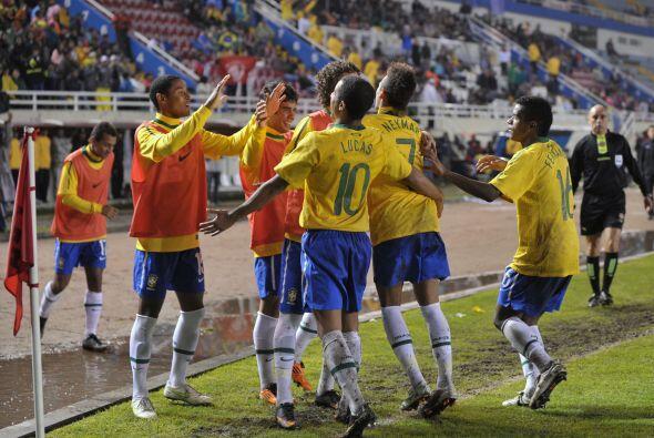 Los amazónicos lograron todas sus metas: Ganaron el torneo, obtuv...