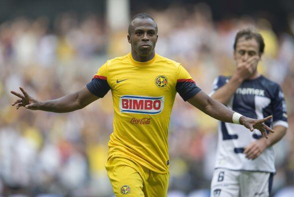 6.-  En cuartos de final le ganaron facilito a Pumas con marcador global...