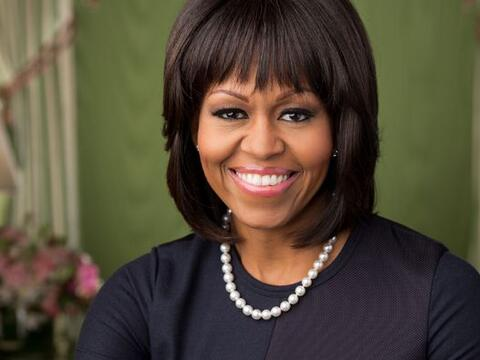 La primera dama siempre se ocupa de la salud, disciplina y éxito...