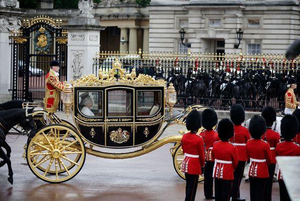 """El carruaje incorpora fragmentos del buque de guerra de Enrique VIII """"Ma..."""